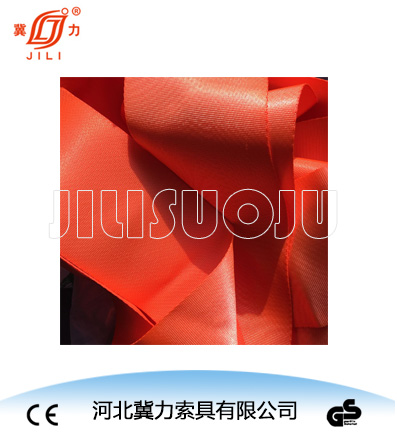 吊装带织带