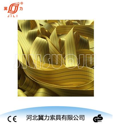 合成纤维织带